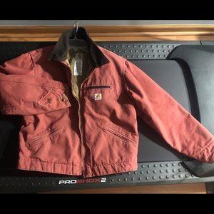 Women's Carhartt Jacket size L like new!!!